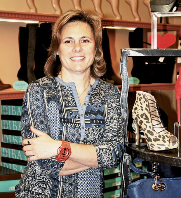 Diane Butrus, COO of Diba Imports